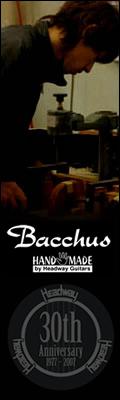 今年はBacchusの母体、Headway生誕から、30周年を迎えます。
